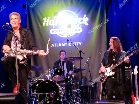 Editorial picture of Hard Rock Casino Opening, New York, USA - 18 Apr 2018