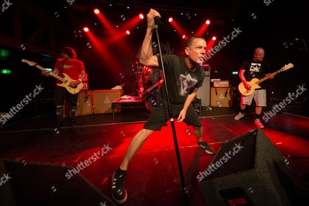 Ugly Kid Joe - Klaus Eichstadt, Whitfield Crane and Dave Fortman