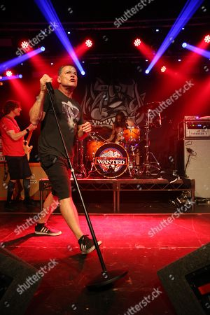 Ugly Kid Joe - Klaus Eichstadt, Whitfield Crane and Zac Morris
