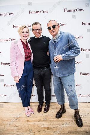 Stock Photo of Maxine Peake, Max Beesley and Tony Pitts