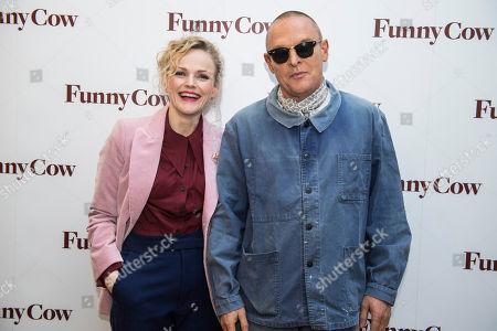 Maxine Peake and Tony Pitts
