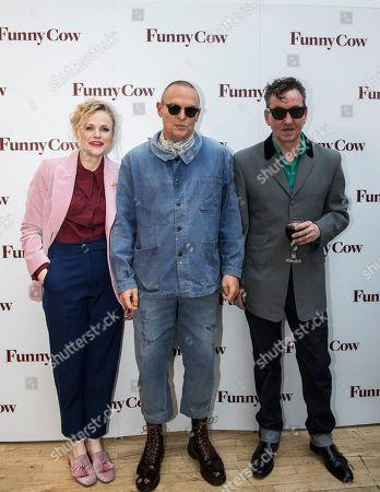 Maxine Peake, Tony Pitts and Danny Hawley