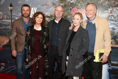 """Editorial picture of NY Premiere of Showtime's """"Ray Donovan"""" Season 6, New York, USA - 18 Apr 2018"""
