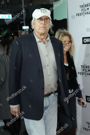 Stock Image of Chevy Chase, Jayni Chase