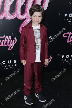 Asher Miles Fallica