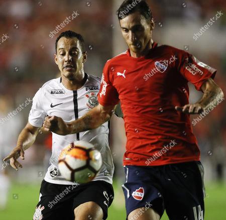 Fernando Amorebieta and Rodriguinho