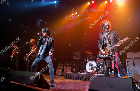 Editorial image of Joe Perry and Friends in Concert - , Boston, USA - 18 Apr 2018