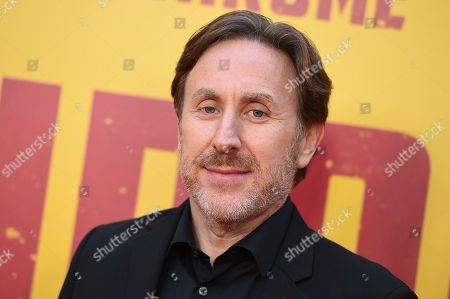 "Stock Picture of Screenwriter Jonathan Tropper arrives at the Los Angeles premiere of ""Kodachrome"" at the Arclight Hollywood on in Los Angeles"