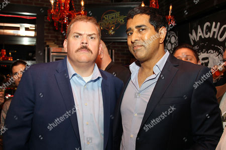 Kevin Heffernan and Jay Chandrasekhar