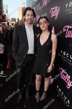 Editorial image of Focus Features Los Angeles film Premiere of 'Tully' at Regal Cinemas L.A. LIVE, Los Angeles, CA, USA - 18 Apr 2018