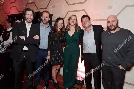 Jason Reitman, Director/Producer, Mason Novick, Producer, Beth Kono, Producer, Helen Estabrook, Producer, A.J. Dix, Producer, Aaron L. Gilbert, Producer,
