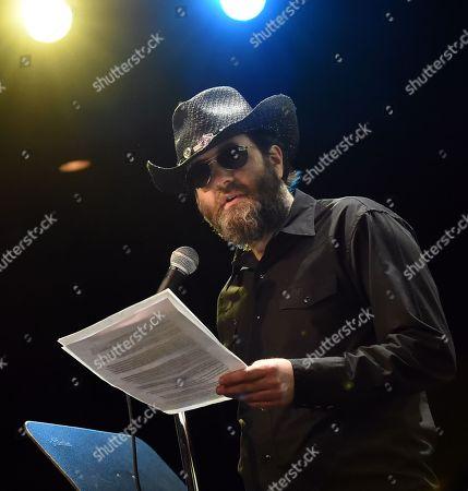 Stock Picture of Country Singer/Songwriter Wheeler Walker, Jr.