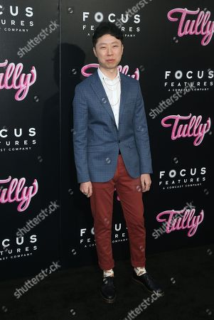 Editorial picture of 'Tully' Film Premiere, Los Angeles, USA - 18 Apr 2018
