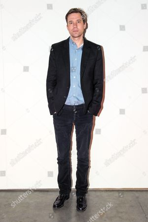 Stock Picture of Christopher Bollen