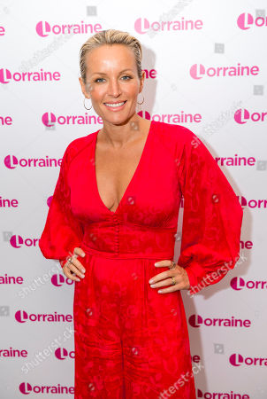 Editorial photo of 'Lorraine' TV show, London, UK - 19 Apr 2018