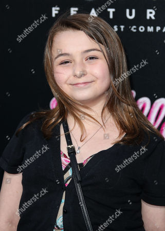 Editorial image of 'Tully' Film Premiere, Arrivals, Los Angeles, USA - 18 Apr 2018