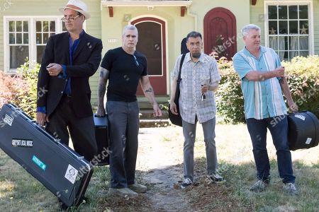 Krist Novoselic, Henry Rollins, Fred Armisen, Brendan Canty