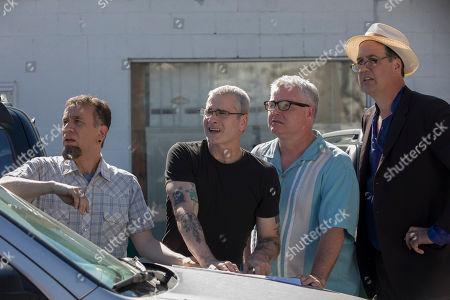 Fred Armisen, Henry Rollins, Brendan Canty, Krist Novoselic
