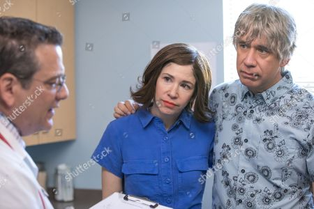 Andy Kindler, Carrie Brownstein, Fred Armisen