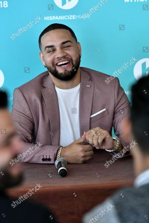 Editorial photo of Hispanicize, Miami, USA - 18 Apr 2018