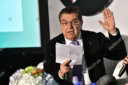 Mario Luis Kreutzberger Blumenfeld, better known by his stage name, Don Francisco
