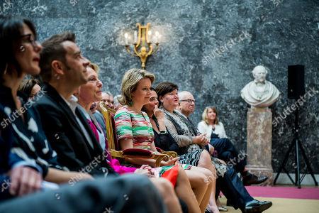 Queen Mathilde, Christine Defraigne, Maggie De Block