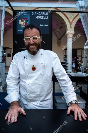 Chef Giancarlo Morelli