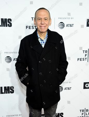 "Actor Gilbert Gottfried attends the Tribeca Film Festival opening night world premiere of ""Love, Gilda"" at the Beacon Theatre, in New York"