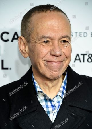 "Stock Picture of Actor Gilbert Gottfried attends the Tribeca Film Festival opening night world premiere of ""Love, Gilda"" at the Beacon Theatre, in New York"