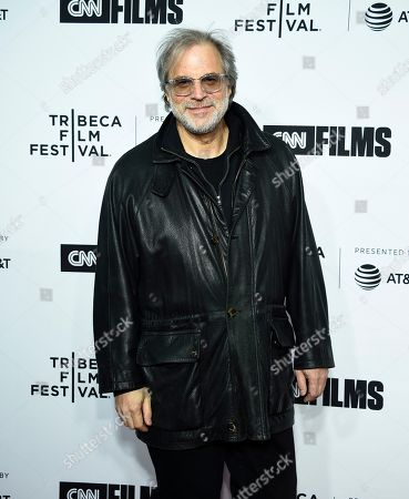 """Clifford Ross attends the Tribeca Film Festival opening night world premiere of """"Love, Gilda"""" at the Beacon Theatre, in New York"""