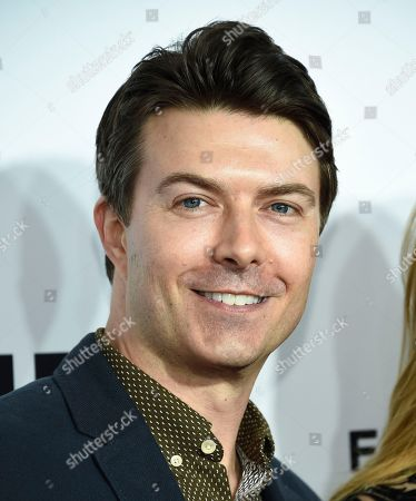 """Noah Bean attends the Tribeca Film Festival opening night world premiere of """"Love, Gilda"""" at the Beacon Theatre, in New York"""