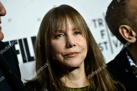 """Laraine Newman attends the Tribeca Film Festival opening night world premiere of """"Love, Gilda"""" at the Beacon Theatre, in New York"""