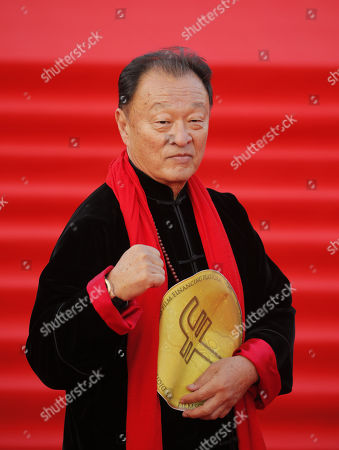 US actor Cary-Hiroyuki Tagawa poses on the red carpet during the open ceremony of the 40th Moscow International Film Festival at the Rossiya Theatre in Moscow, Russia, 19 April 2018. The festival runs from 19 to 26 April.