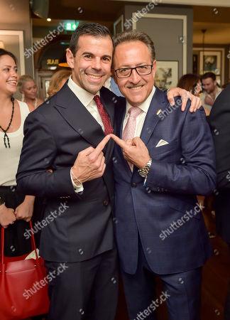 Agostino Perrone and Salvatore Calabrese