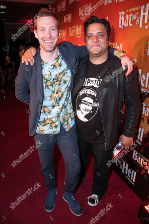 Ricky Wilson and Nathan Amzi