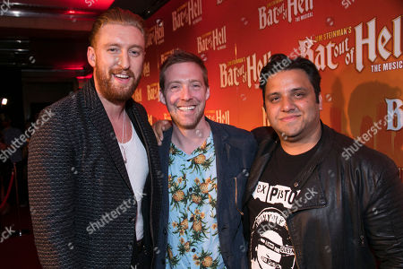 Editorial picture of 'Bat Out of Hell' party, Press Night, London, UK - 19 Apr 2018