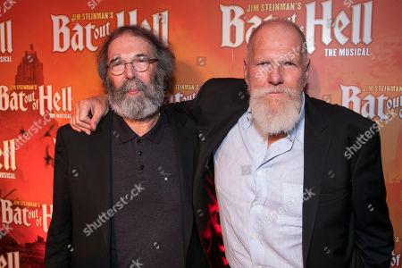 Michael Cohl (Producer) and Tony Smith (Producer)