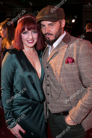 Editorial image of 'Bat Out of Hell' party, Press Night, London, UK - 19 Apr 2018
