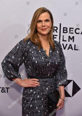 Editorial photo of 'Blue Night' film premiere, Tribeca Film Festival, New York, USA - 19 Apr 2018