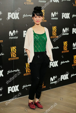 Editorial photo of 'Vis a Vis' photocall, Madrid, Spain - 19 Apr 2018
