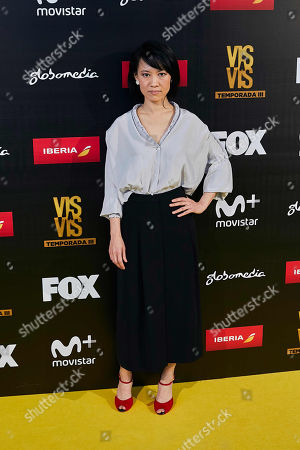 Editorial image of 'Vis a Vis' photocall, Madrid, Spain - 19 Apr 2018