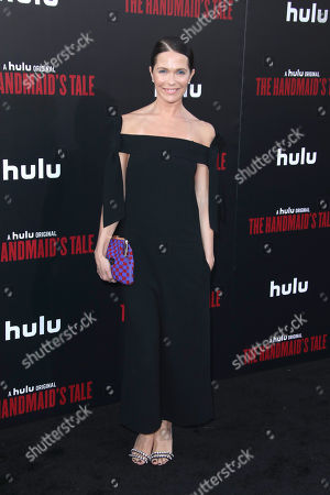 Editorial image of 'The Handmaid's Tale' TV show premiere, Arrivals, Los Angeles, USA - 19 Apr 2018