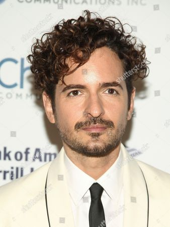 """Tommy Torres attends the Hispanic Federation's """"Rising Stronger"""" Spring gala at American Museum of Natural History, in New York"""