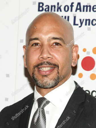 """Stock Image of Ruben Diaz Jr. attends the Hispanic Federation's """"Rising Stronger"""" Spring gala at American Museum of Natural History, in New York"""