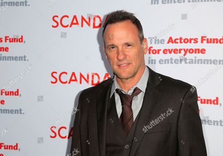 "Stock Picture of Tom Verica arrives at the live stage reading of the ""Scandal"" series finale at El Capitan Theatre, in Los Angeles"