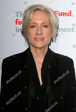 """Stock Photo of Betsy Beers arrives at the live stage reading of the """"Scandal"""" series finale at El Capitan Theatre, in Los Angeles"""