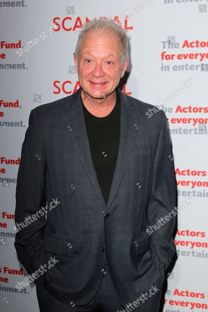 "Jeff Perry, cast member of ""Scandal"" arrives at the live stage reading of the series finale at El Capitan Theatre, in Los Angeles"