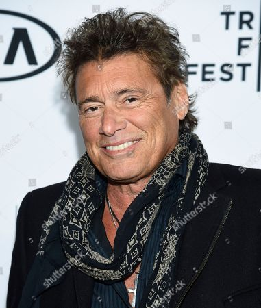 "Actor Steven Bauer attends a 35th anniversary screening ""Scarface"" at the Beacon Theatre, in New York"