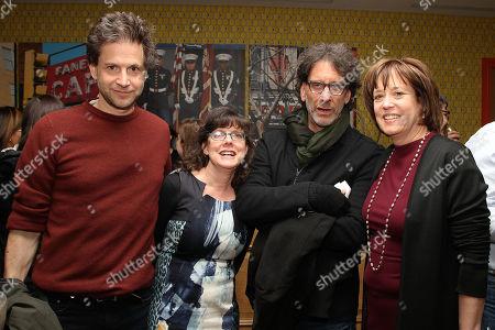Bennett Miller, Julie Cohen, Joel Coen and Betsy West