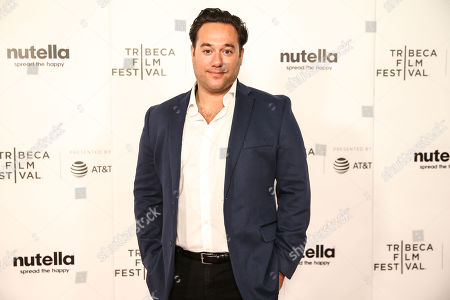 Stock Picture of Producer Richard Raymond of the film 'Souls of Totality' attends the Shorts Program
